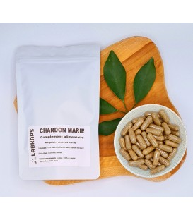 CHARDON MARIE 400 gélules